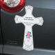 Personalized Memorial Auto Cross