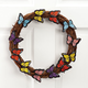 Grapevine Wreath with Butterflies