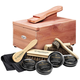 Woodlore Cedar Shoe Valet with Deluxe Starter Kit