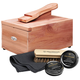 Woodlore Cedar Shoe Valet with Starter Kit