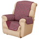 Deluxe Reversible Fashion Recliner Cover by OakRidge Comforts