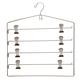 Four-Tier Swing Arm Clip Hanger