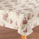 Vintage Floral Vinyl Tablecovers by Home-Style Kitchen