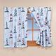 Lighthouse Window Curtain by OakRidge
