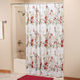 Ruby Meadow Shower Curtain by OakRidge