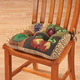 Reversible Fruit Chair Pad