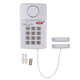 Magnetic Door Alarm with Programmable Keypad