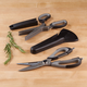 Multifunctional Scissors and 5-Blades Herb Scissors Set