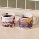 Christian Verse Coffee Cups 15 oz Set of 2