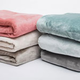 Marlo Collection Ultra Plush Solid Blanket