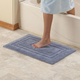 Ultra Plush Reversible Bath Rug Beige