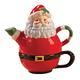 Santa Tea-for-One Teapot