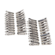 Stainless Steel Clothespins, Set of 40