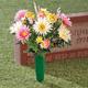 Daisy Memorial Bouquet by OakRidge Outdoor