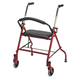 Two Wheeled Walker with Seat XL