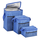 Insulated Cooler Bags Set of 3