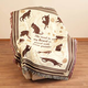 Playful Cat Tapestry Throw by OakRidge