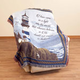 Lighthouse Blessings Tapestry Throw by OakRidge