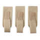 Foam-Lined Finger Loops, Set of 3