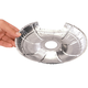 Foil Burner Liners Electric Set/18