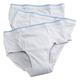 3 Pack Men's Reusable Incontinence Underwear, 6 oz.