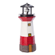 Red Solar Lighthouse by Maple Lane CreationsTM