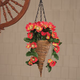 Fully Assembled Cosmos Hanging Basket by OakridgeTM Outdoor
