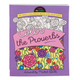 Color the Proverbs Coloring Book