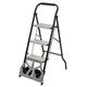 Rolling Step Ladder Dolly by LivingSURETM