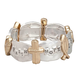 Faith-Hope-Love Stretch Bracelet