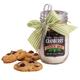 Dark Chocolate Chip Mason Jar Cookie Mix