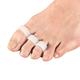 Silver StepsTM Antibacterial Triple Loop Separator, 1 Pair