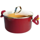 As Seen On TV Red Copper Better Pasta Pot
