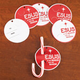 Jesus is the Reason Tag Set of 12