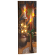 Doug Knutson Lighted Candlelight Canvas by Holiday PeakTM