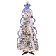 4' Snow Frosted Winter Style Pull-Up Tree by Holiday PeakTM
