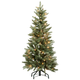 4' Pre-Lit Blue Spruce Tree by NorthwoodsTM