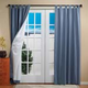 Weathermate Insulated Tab Curtains