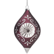 Personalized Birthstone Reflector Ornament