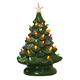Green Ceramic Christmas Tree
