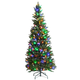 6' Pre-Lit Tree with C6 Bulbs by Holiday PeakTM