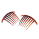 French Twist Combs Set of 2