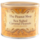 The Peanut Shop Sea Salted Caramel Peanuts, 11oz.
