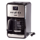 KRUPS SAVOY Programmable 12 Cup Stainless Steel Coffee Mak