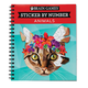 Brain Games Sticker by Number Animals Book