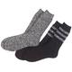 Hot FeetTM 2 Pack Men's Heavy Thermal Socks
