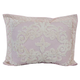 Florence Chenille Sham - Pink