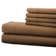 Hotel 5th Ave. 6pc Microfiber Sheet Set - Taupe