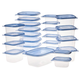 50 Piece Storage Container Set