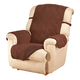 Naomi Suede-Microfiber Recliner Cover by OakRidgeTM